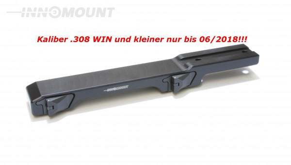 Schnellspannmontage - für CZ 550/557 - ATN