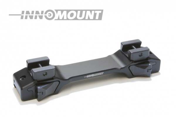 Quick release mount for Weaver/Picatinny