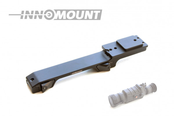 Schnellspannmontage - für CZ550/557 - Guide TS450