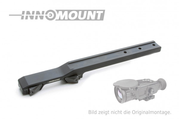 QUICK RELEASE MOUNT for Tikka T3 - I Ray Xsight
