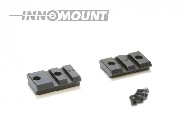Base - Weaver - Carl Gustav Mod. 4000 M-M UNS 6-48 x 5,2 x 5 - Torx