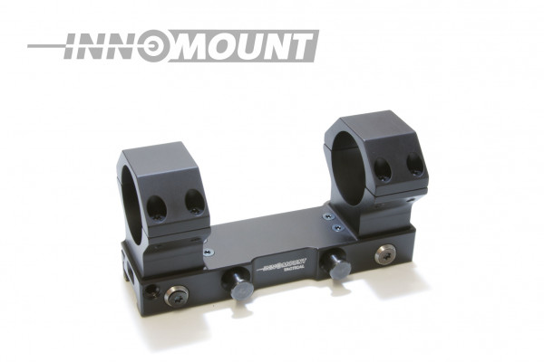 Tactical quick release mounting - ring 30mm - BH 18mm