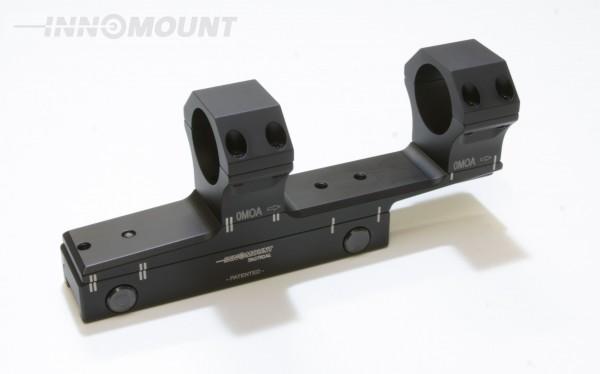 Taktische Festmontage Flex offset - Ring 34mm - BH 32mm - 0-20MOA