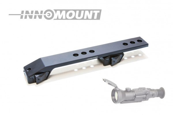 Quick release mount for CZ 550/557 - Dedal Hunter
