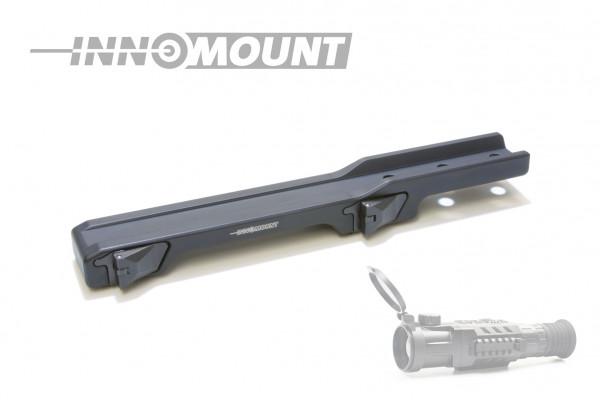Schnellspannmontage - für CZ 550/557 - InfiRay Rico