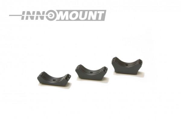 INNOMOUNT - Ringunterteil - 30mm - BH 12mm (+9mm)