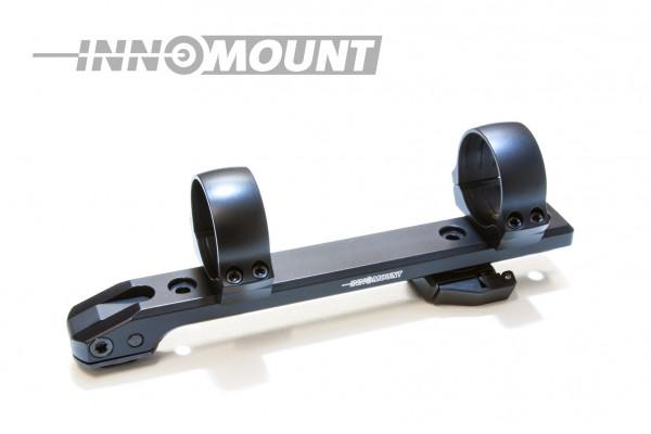 Brückenschwenkmontage - 15mm Prisma - Ring 30mm