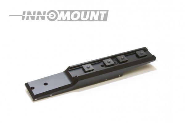 Adapterplatte offset - Swarovski - BH 13mm - 20MOA