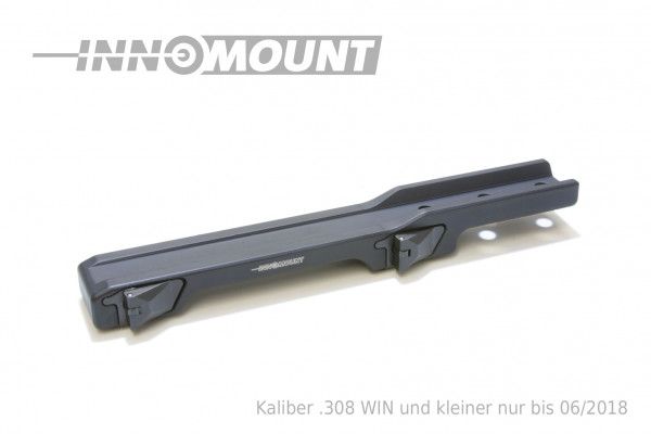 Quick release mount for CZ 550/557 - Pulsar