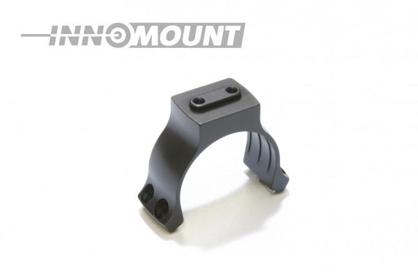Ringoberteil mit Universalschnittstelle - Ring 30mm - Ausrichtung 90°